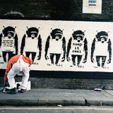 different view - Banksy, Banksy Captured, by Steve Lazarides - 9