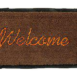 Banksy, Welcome Mat -