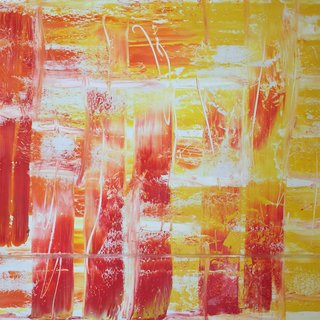Barb Flunker, Abstraction 1