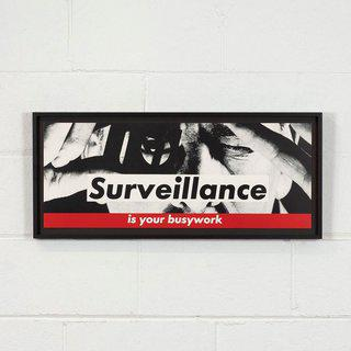 Surveillance art for sale