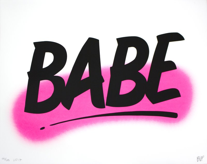 Baron Von Fancy - BABE for Sale | Artspace