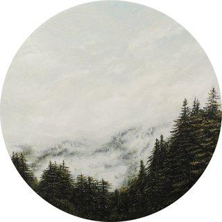 Window X Valley of Fog art for sale