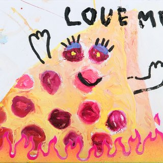 Pizza Hot art for sale