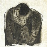different view - Ben Shahn, For the Sake of a Single Verse - by R.M. Rilke with Ill. by B. Shahn - 23
