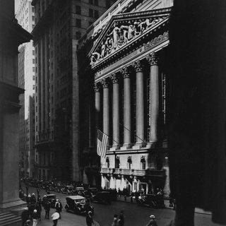 New York Stock Exchange (Wall Street) art for sale