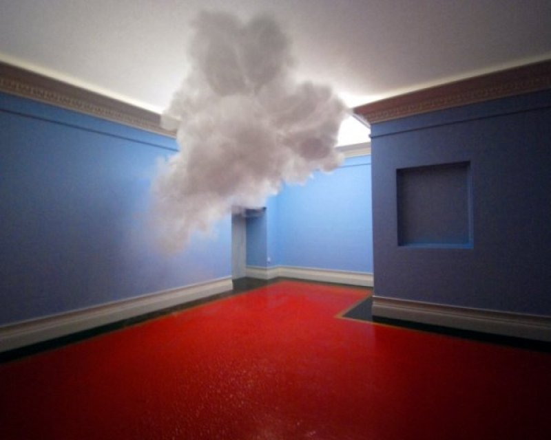 Berndnaut Smilde Nimbus For Sale Artspace