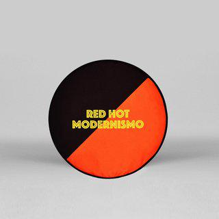 Red Hot Modernismo art for sale