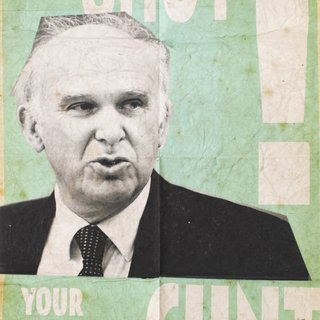 Billy Childish, Vince Cable Royal Mail Sell-off