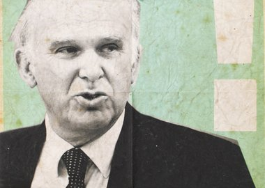 Billy Childish - Vince Cable Royal Mail Sell-off