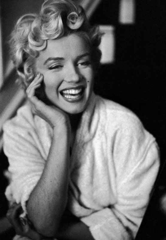"Bob Henriques, New York City. 1958. Marilyn Monroe during the filming of ""The Seven Year Itch."""