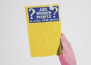 work by Breanne Trammell - Are Women People? (June 7, 2016)