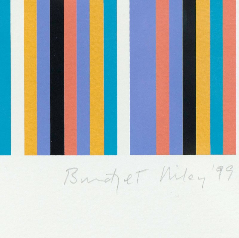 view:12377 - Bridget Riley, Serpentine -