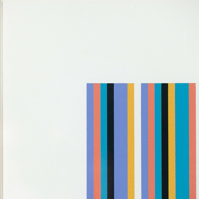view:12380 - Bridget Riley, Serpentine -