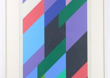 Bridget Riley - Shade