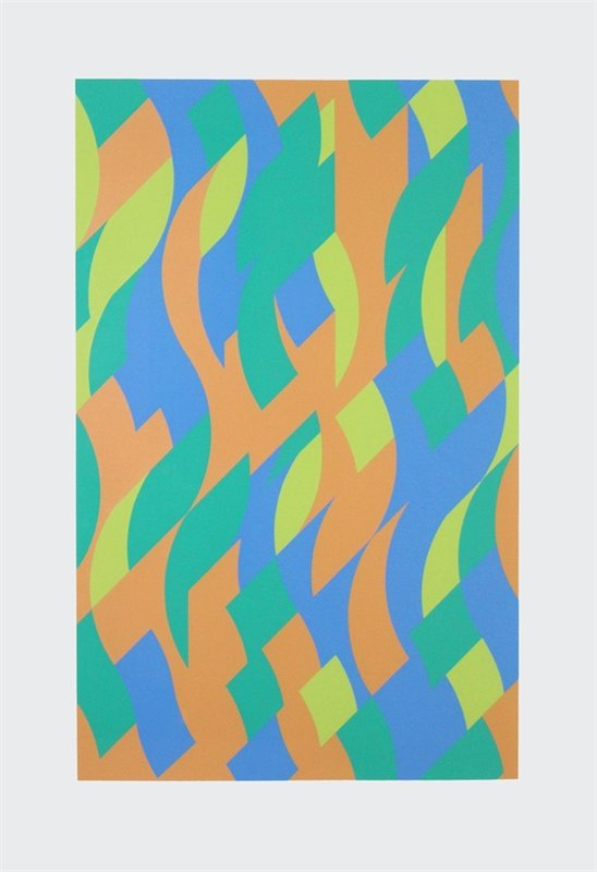 Bridget Riley, Sylvan