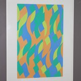 Bridget Riley, Sylvan -