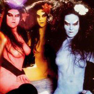 Kembra & Friends L.A. art for sale