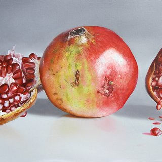 Pomegranates art for sale