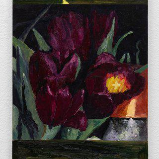 Tulips art for sale