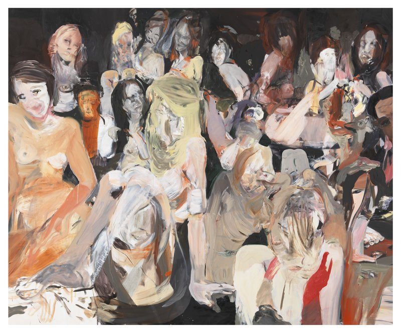 Bharti Kher, Catherine Opie, Cecily Brown, Dana Schutz, Jenny Saville, Lubaina Himid, Great Women Artists Portfolio - Cecily Brown