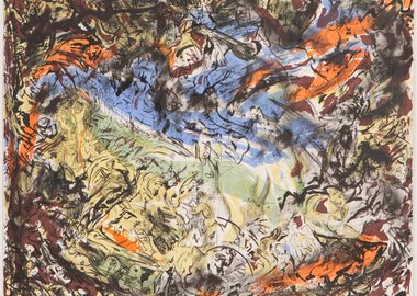 Cecily Brown - What the Shepherd Saw