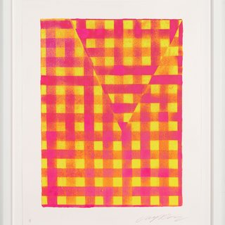 Untitled (Pink and Yellow) art for sale