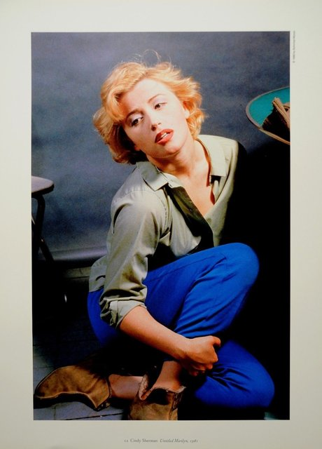 Cindy Sherman, Untitled (Marilyn) from the Jubilee Portfolio