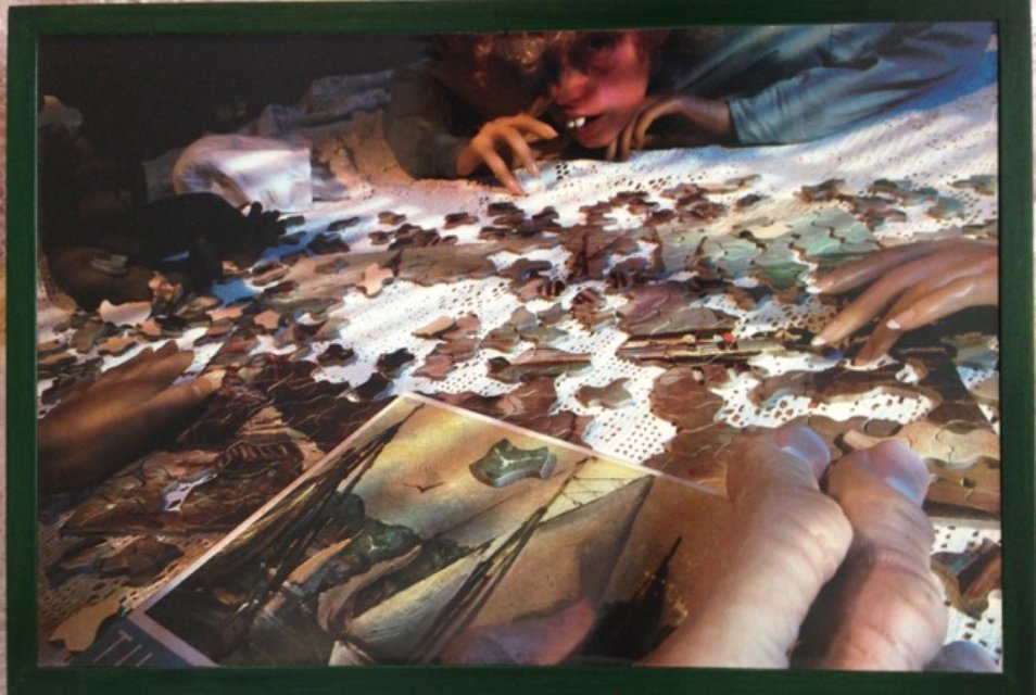 Cindy Sherman, Untitled (Puzzle)