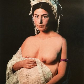 Cindy Sherman at Kunsthaus Bregenz (Hand Signed) art for sale