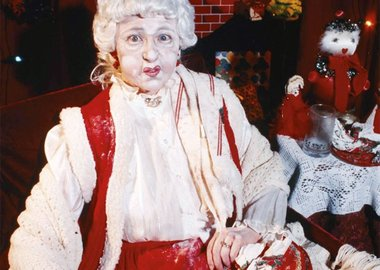 work by Cindy Sherman - Mrs. Claus