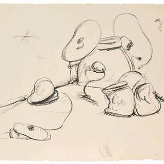 Claes Oldenburg, Soft Drum Set