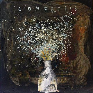 Confettis art for sale