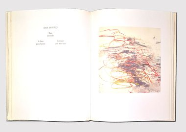 Cy Twombly - Eight Poems, Ten drawings