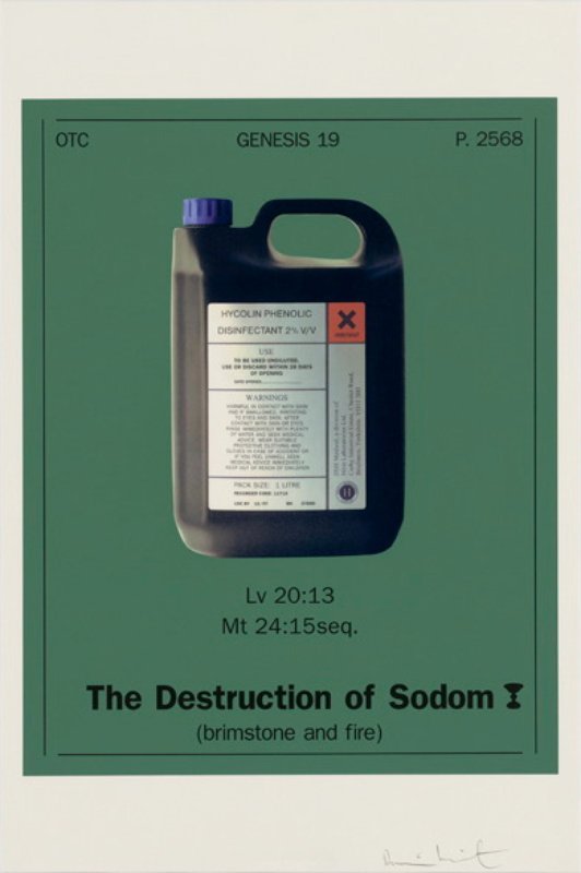 The Destruction of Sodom art for sale