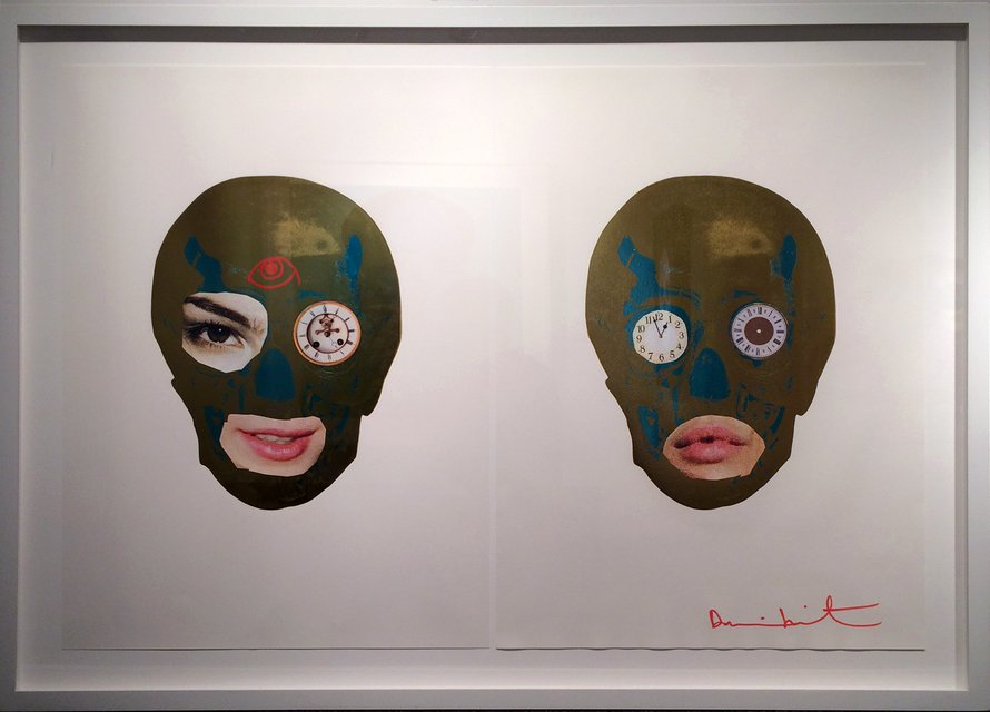 Damien Hirst   Artist Bio and Art for Sale   Artspace f62a29c56a6