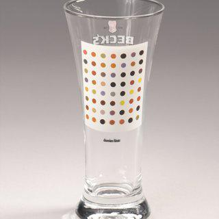 Opium (Beck's beer glass) art for sale