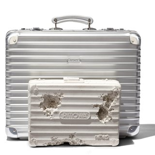 Rimowa Eroded Attaché art for sale