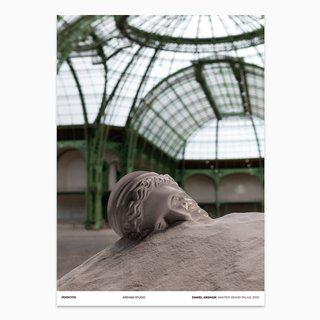 Wanted! Grand Palais Poster art for sale