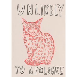 Untitled (Unlikely to Apologize) art for sale