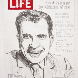Nixon For Life art for sale