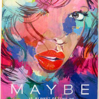 Maybelline art for sale