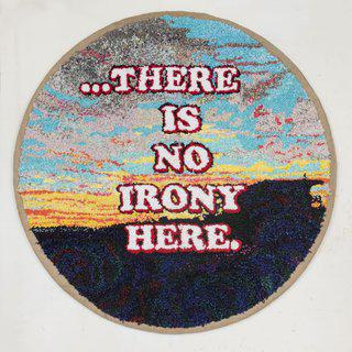 No Irony art for sale