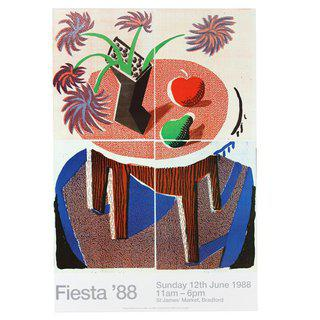 Fiesta 88 (Bradford Festival) art for sale