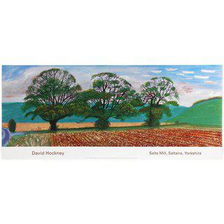 Autumn Trees Near Thixendale art for sale