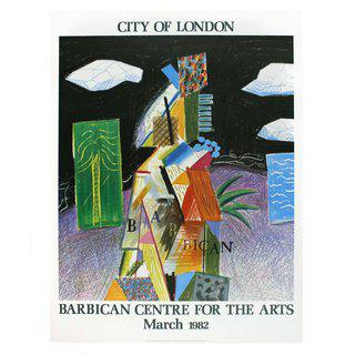 Barbican Centre for the Arts art for sale