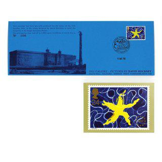 EU Single Market Stamp / First Day Cover (13 October 1992) art for sale