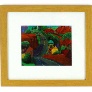 The Road to York Through Sledmore art for sale