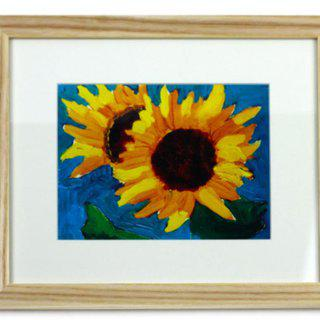Sunflowers for Hope and Joy art for sale