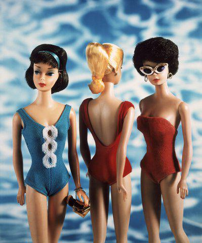 David Levinthal - Untitled from the series Barbie
