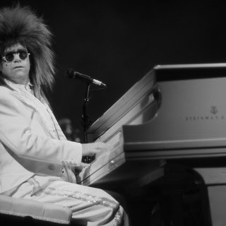 Elton John in Wig art for sale
